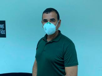 No Twitter Júnior Borges se solidarizou com as familias em luto pelo coronavírus